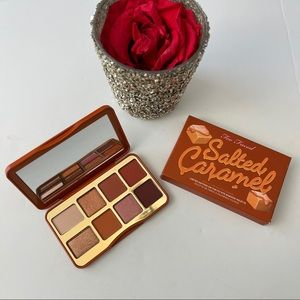 Too Faced Salted Caramel Mini Eye Shadow Palette